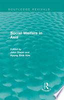 Social Welfare in Asia