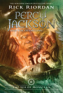 Sea of Monsters, The (Percy Jackson and the Olympians, Book 2) by Rick Riordan