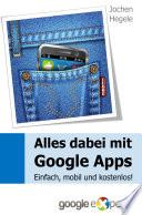 Alles dabei mit Google Apps