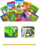 Time For Kids Informational Text Grade K Readers Set 1 10 Book Set