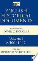English Historical Documents  500 1042