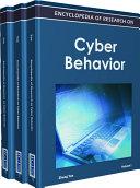 download ebook encyclopedia of cyber behavior pdf epub