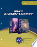 Intro To Meteorology Astronomy Parent Lesson Planner