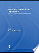 Terrorism  Identity  and Legitimacy