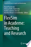 Flexsim In Academe Teaching And Research