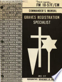 Graves registration specialist