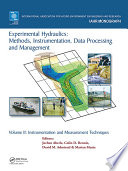 Experimental Hydraulics  Methods  Instrumentation  Data Processing and Management