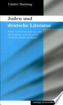 Juden und deutsche Literatur