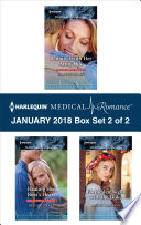 Harlequin Medical Romance January 2018 Box Set 2 Of 2