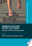 Women in Action Sport Cultures