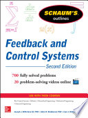 Schaum   s Outline of Feedback and Control Systems  2nd Edition