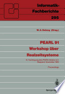 PEARL 91   Workshop   ber Realzeitsysteme
