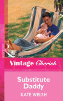Substitute Daddy Mills Boon Vintage Cherish
