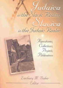 Judaica in the Slavic Realm, Slavica in the Judaic Realm