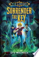 Surrender the Key  The Library Book 1