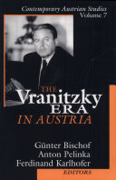 The Vranitzky Era in Austria