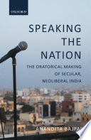 Speaking The Nation