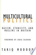 Multicultural Politics