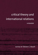 Critical Theory and International Relations