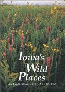 Iowa's Wild Places