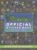 Terraria  Official Sticker Book