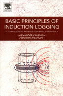 Basic Principles Of Induction Logging book