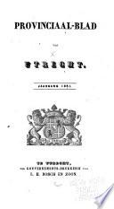 Provinciaal blad van Utrecht