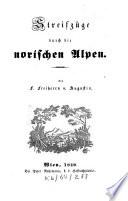 Streifzüge durch die norischen Alpen