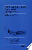 Adaptive Methods for Partial Differential Equations