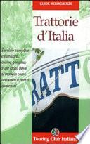 Trattorie d Italia