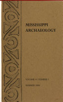Mississippi Archaeology