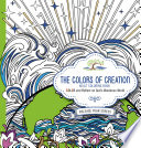 The Colors of Creation   Adult Coloring Book