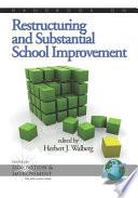 Handbook on Restructuring and Substantial School Improvement