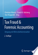 Tax Fraud   Forensic Accounting