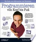 Programmieren von Kopf bis Fu