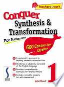 E Conquer Synthesis Transformation Workbook 1