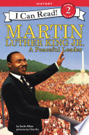 Martin Luther King Jr   A Peaceful Leader