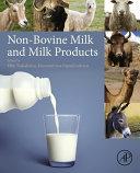 download ebook non-bovine milk and milk products pdf epub