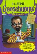 The Goosebumps Monster Edition No  2