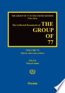 The Collected Documents of the Group of 77