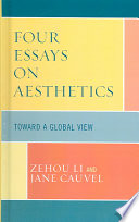 Four Essays on Aesthetics