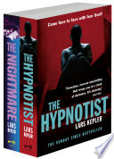 Joona Linna Crime Series Books 1 and 2: The Hypnotist, The Nightmare Linna Series By Lars Kepler Including An Exclusive