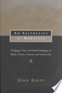 An Aesthetics of Morality