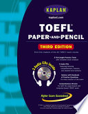 TOEFL Paper and Pencil