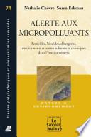 Alerte aux micropolluants