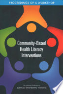 Community Based Health Literacy Interventions