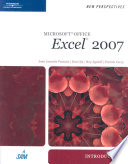 New Perspectives on Microsoft Office Excel 2007  Introductory
