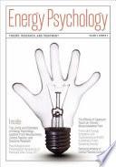Energy Psychology Journal  3 2