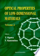 Optical Properties of Low Dimensional Materials