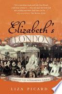 Elizabeth s London